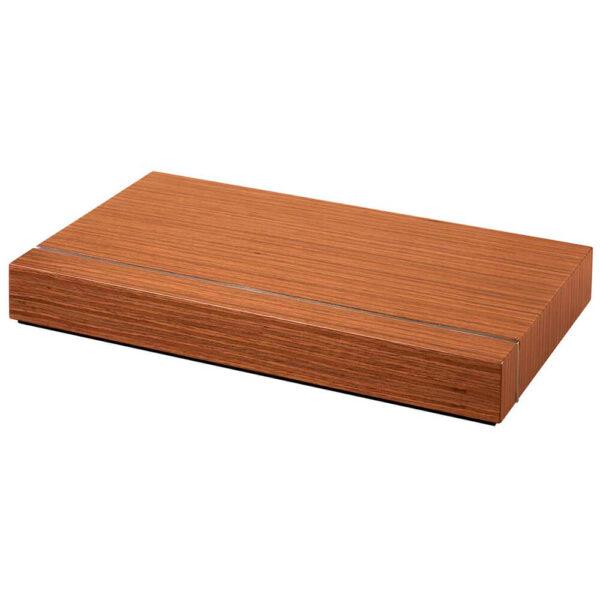 Urna cineraria in legno Levante Palissandro