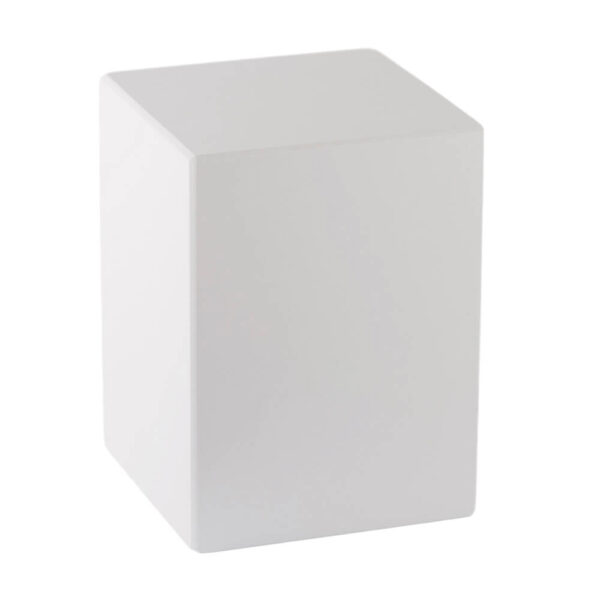 Urne in pietra Quarzite Pipedo bianco