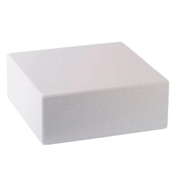 Urne in pietra Quarzite Scato bianco
